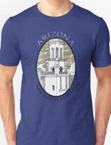 San Xavier Mission East Tower Unisex T-Shirt