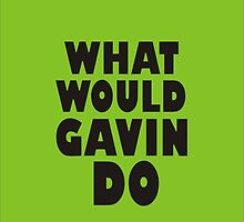 What Would Gavin Do by Irena Paluch