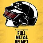 Full Metal Helmet by soulthrow