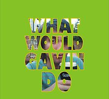 What Would Gavin Do Take 2 by Irena Paluch