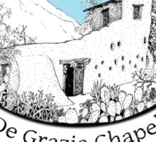 Chapel at DeGrazia's Gallery in the Sun Sticker