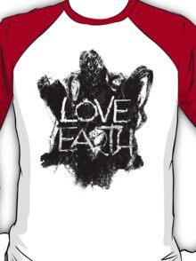 Love Earth - B/W T-Shirt