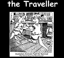 the Traveller by Peter Grayson