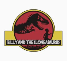 Billy and the Cloneasaurus by TRStrickland