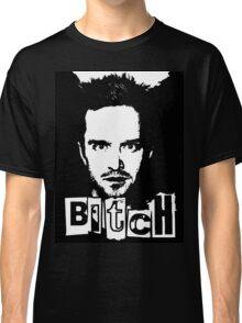 "Jesse Pinkman - Breaking Bad - ""Bitch"" tee. Classic T-Shirt"