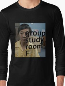 Chang, left out Long Sleeve T-Shirt