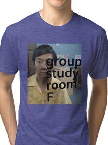 Chang, left out Tri-blend T-Shirt