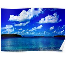 Tamarindo Beach Poster