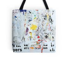 paper effect Tote Bag