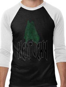 FISH KENTUCKY VINTAGE LOGO Men's Baseball ¾ T-Shirt
