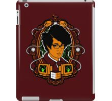 Street Countdown iPad Case/Skin