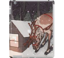 watch for ice iPad Case/Skin