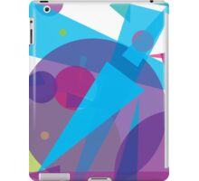 abstract case design iPad Case/Skin