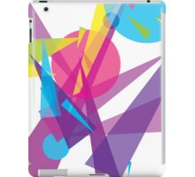 Abstract exciting design iPad Case/Skin