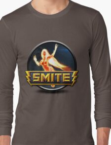 Smite Sol Logo Long Sleeve T-Shirt