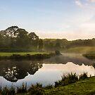 River Brathay Dawn by John Dunbar