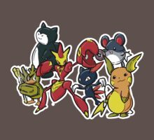 pokevengers by Arry