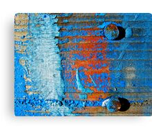 Awash with Colour Canvas Print