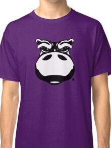 Hippo Cartoon  Classic T-Shirt