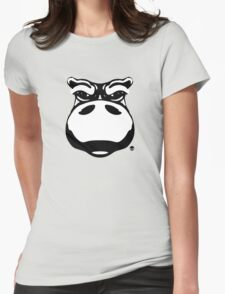 Hippo Cartoon  T-Shirt