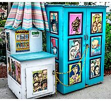 Funny Faces - HDR Photographic Print