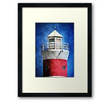 Private Lighthouse Framed Print