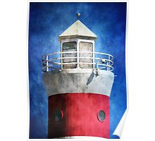 Private Lighthouse Poster