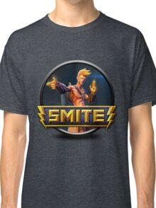 Smite Apollo Logo Classic T-Shirt