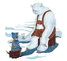 Anja and the Yeti by Krista Gibbard