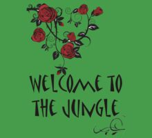 Welcome to the Jungle Kids Clothes