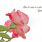 Rose is ... by Tanja Katharina Klesse