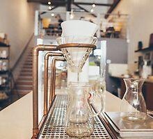 Gourmet Filter Coffee Setup by visualspectrum