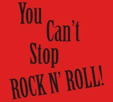Rock n' Roll by Samantha Coates