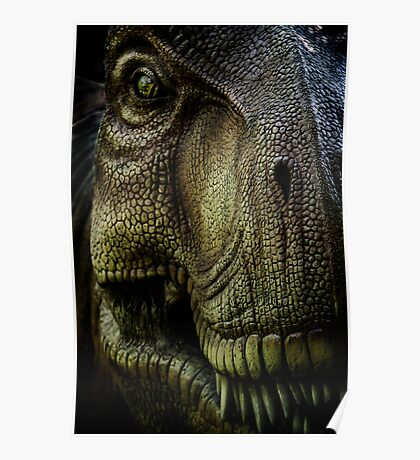 King of the Dinosaurs Poster