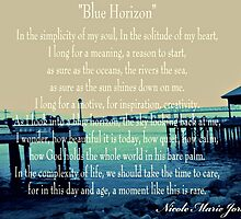 Blue Horizon  by nikkimj19