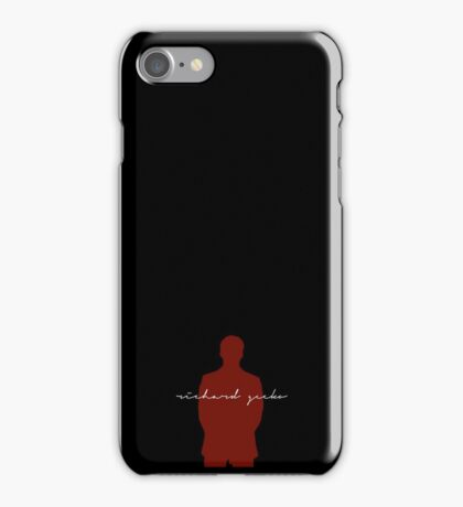 richie gecko iPhone Case/Skin