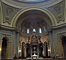 St. Paul Cathedral by tvlgoddess