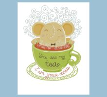 Tea and Cookie - Rondy the Elephant Kids Clothes