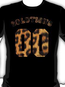 99 problems? 00 solutions! *Cheetah* T-Shirt