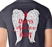 If Daryl Dies... Mens V-Neck T-Shirt