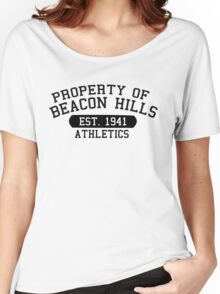 BEACON HILLS ATHLETICS Women's Relaxed Fit T-Shirt