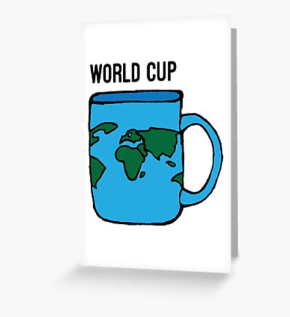 World Cup Greeting Card