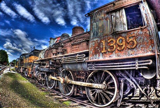 Coopersville & Marne Railway: Coopersville, Michigan by Rocco Goff
