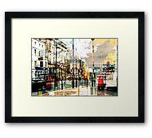 wakefield westgate I Framed Print