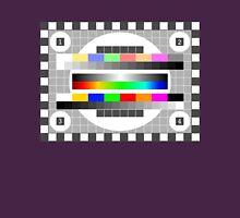 TV Test Pattern Unisex T-Shirt