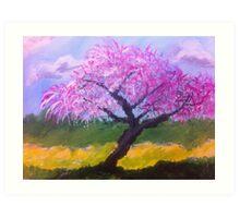 Blossom Tree by Terri Holland Art Print