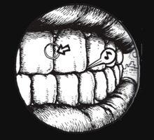 Teeth - Robert Crumb by FreonFilms