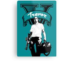 GTA 5 - Trevor Metal Print