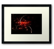 666 The Identity of Man Framed Print