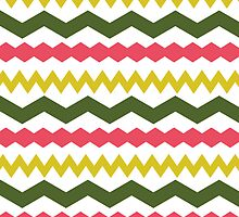 Artistic stripes pattern by cycreation